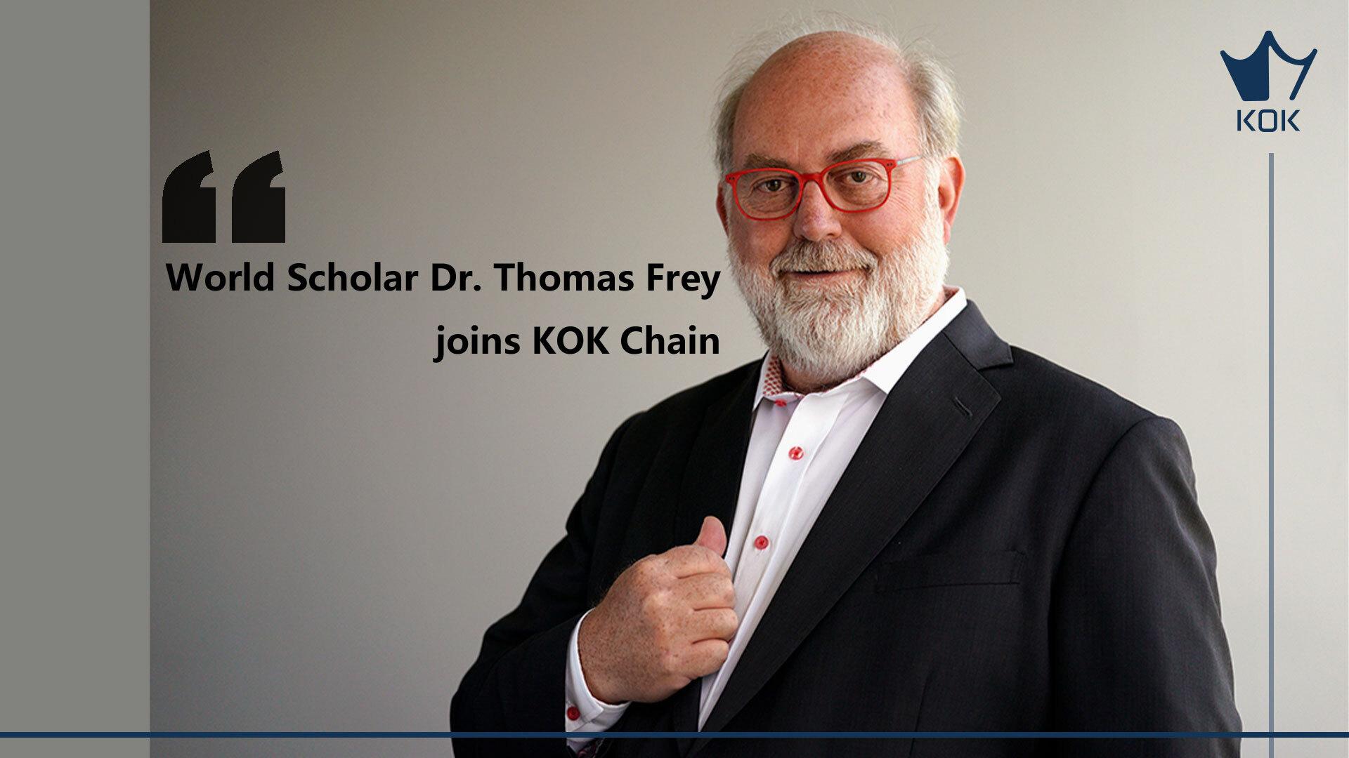 Dr. Thomas Frey